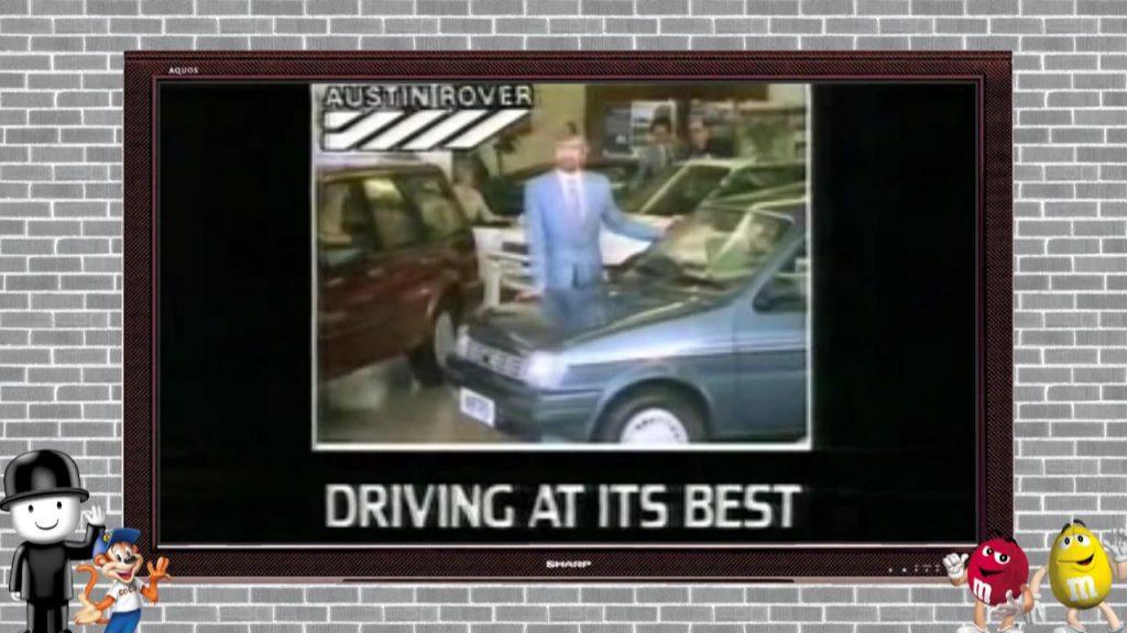 Austin Rover – Metro
