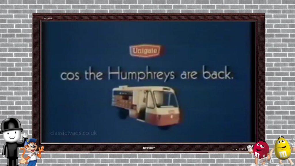 Unigate Milk – Humpfry