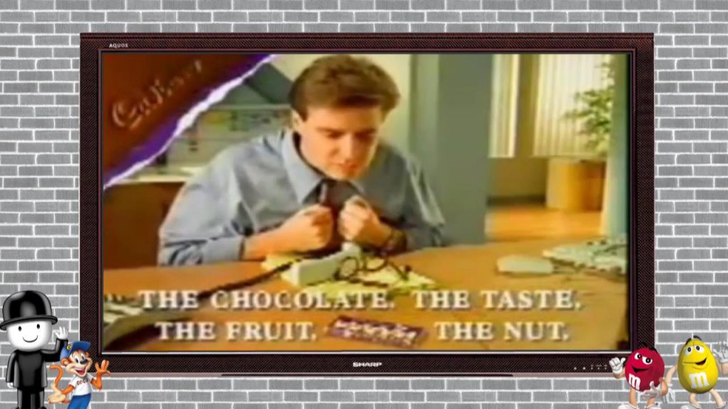 Cadburys Fruit 'n' Nut