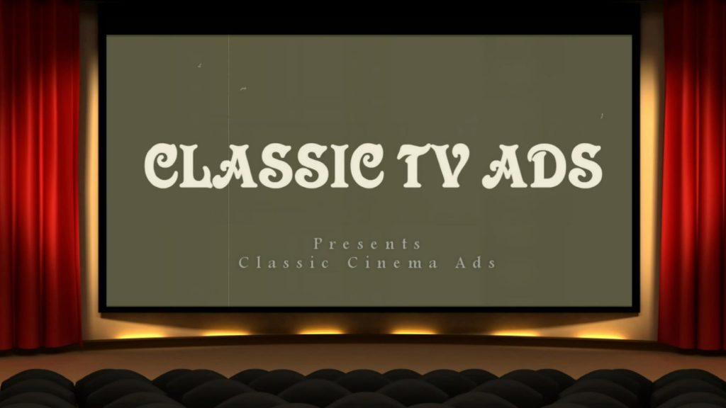 Classic Cinema Ads 1